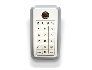 Two Way Wireless Icon Keypad with RFID