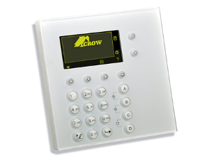 Two Way Wireless LCD Keypad with RFID